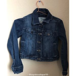 Mossimo Supply Co. Jean Jacket Size L (10/12)